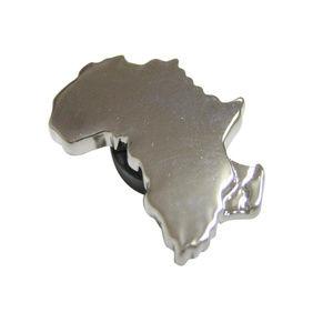 Africa Map Shape Magnet